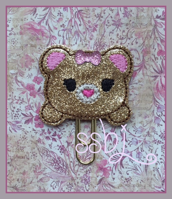 SSBJ Magical Bear Embroidery File