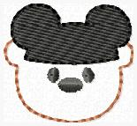"Magical Bears ""Brother"" Embroidery File"