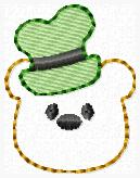 "Magical Bears ""Pop"" Embroidery File"