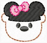 "Magical Bears ""Sister"" Embroidery File"