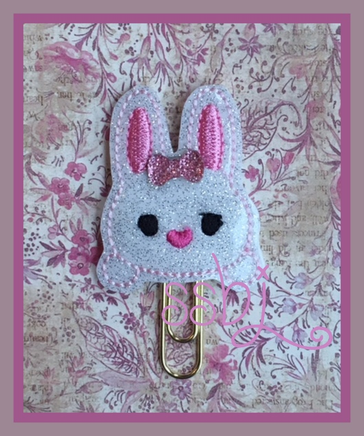 SSBJ Magical Bunny Embroidery File