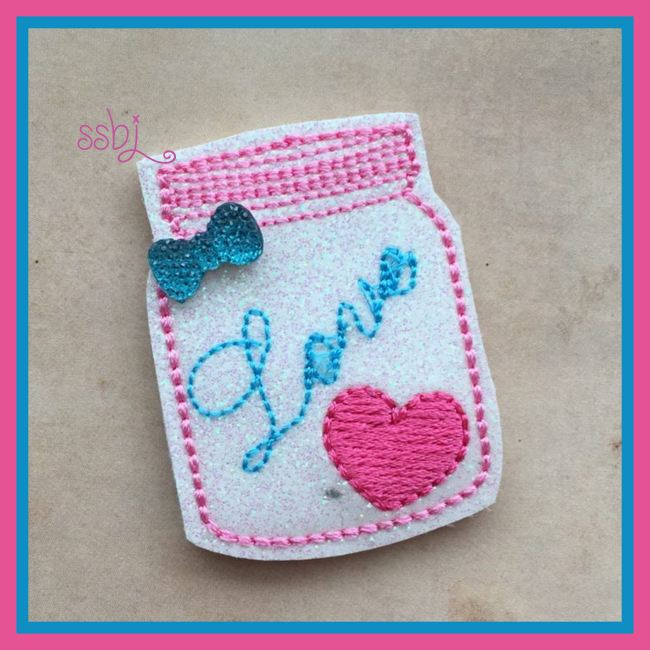 SSBJ Mason Love Embroidery File
