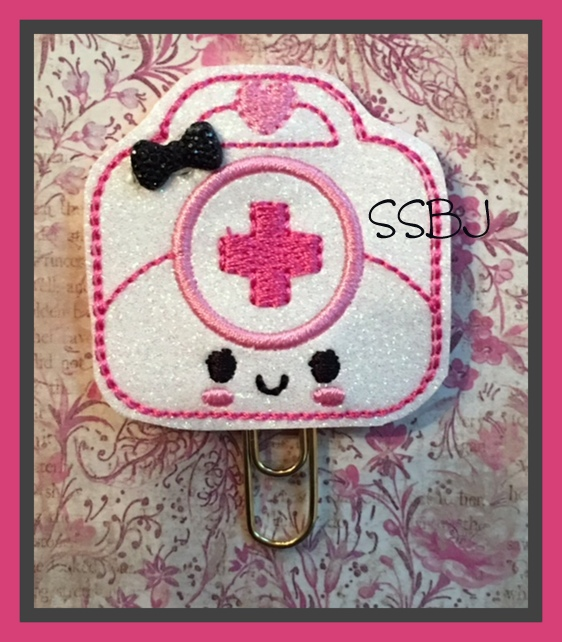 SSBJ Kutie Medical Bag Embroidery File
