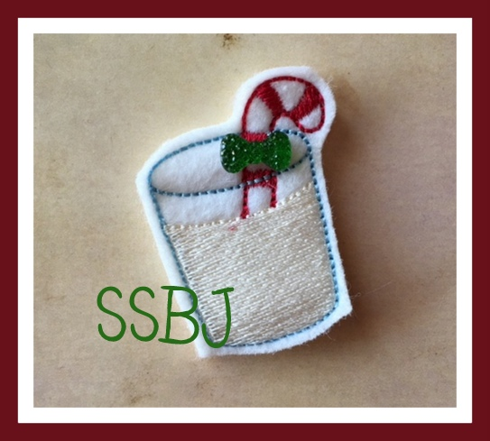 SSBJ Peppermint Milk Embroidery File