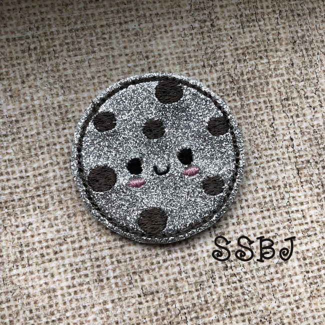 Moon 2 Embroidery File