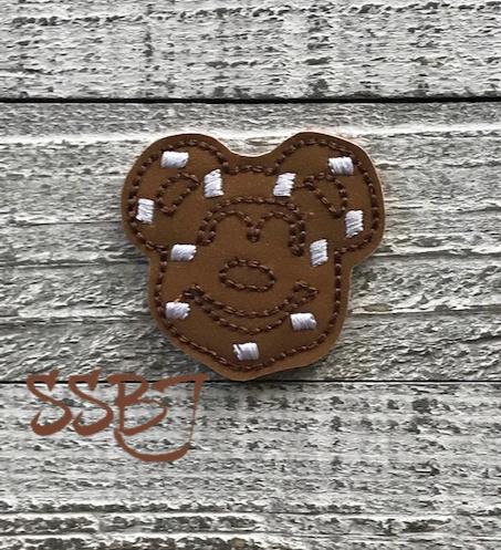 SSBJ Pretzel Mouse Embroidery File