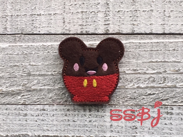 SSBJ Mouse Treat Embroidery File