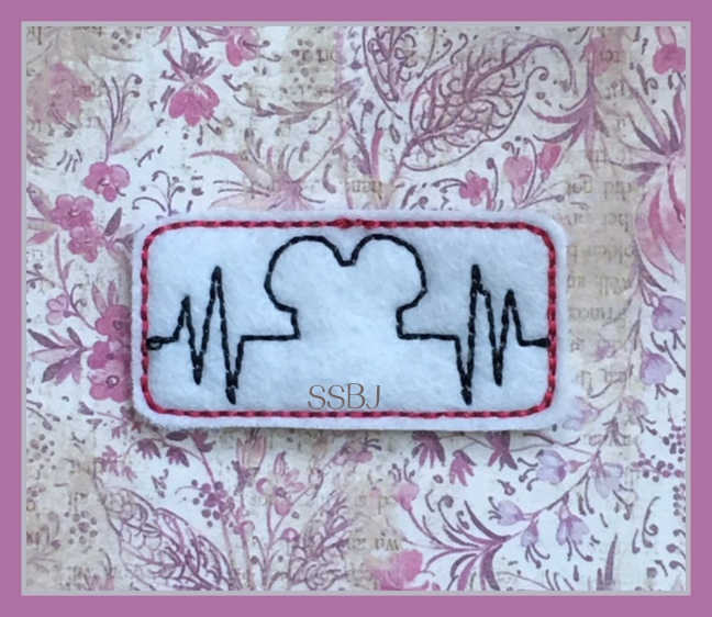 SSBJ Mr Mouse Vitals Embroidery File