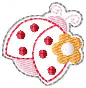 Nautical Butterfly Embroidery File