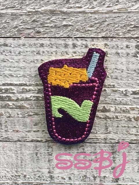 SSBJ Night Blossom Embroidery File