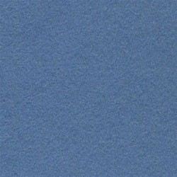 *Norwegian Blue Wool Blend Felt