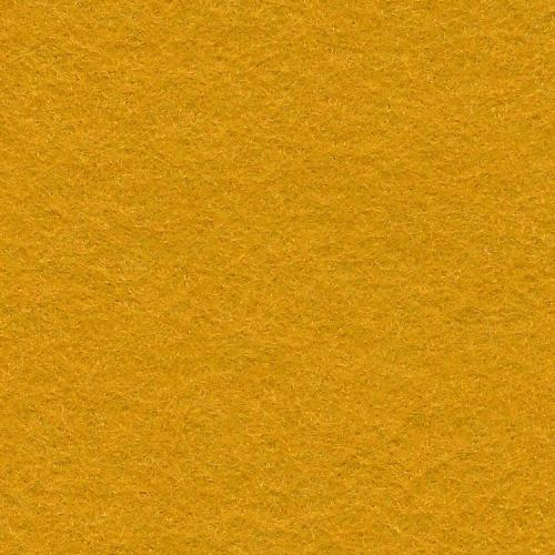 Old Gold Wool Blend Felt