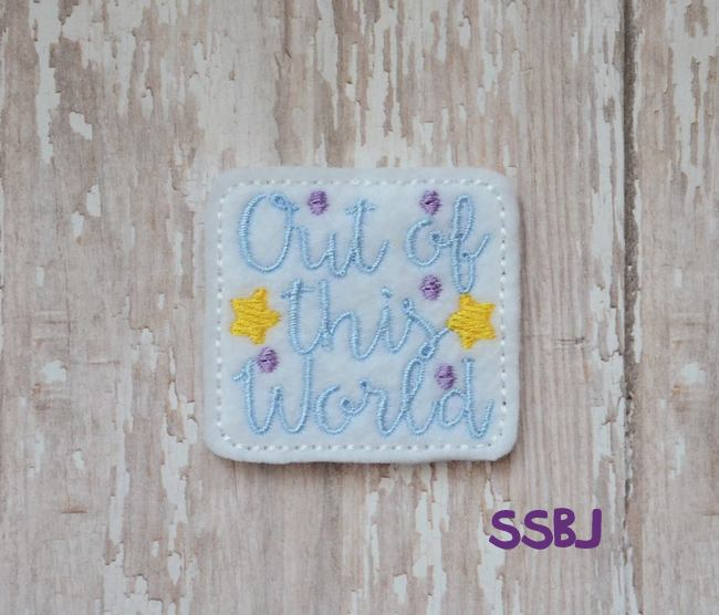 SSBJ Out of this World Embroidery File