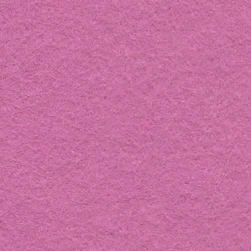 Pink Violet Wool Blend Felt