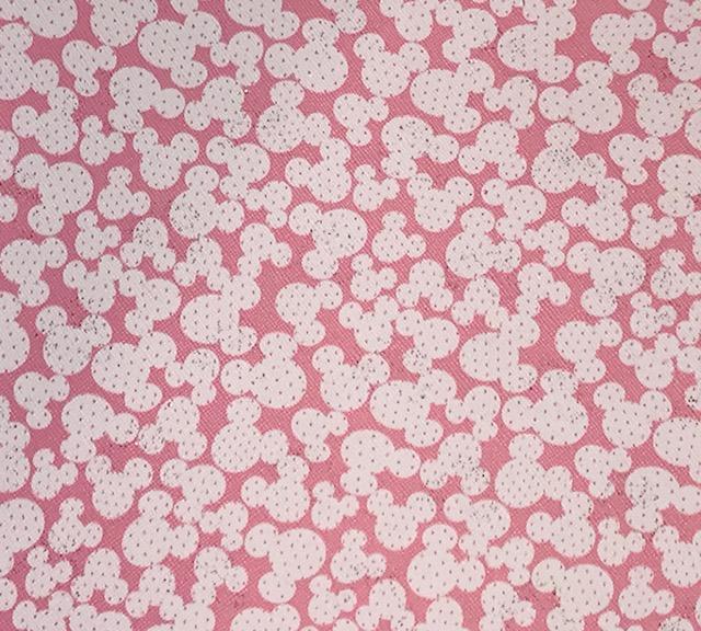 Pink Mouse Polka Dot
