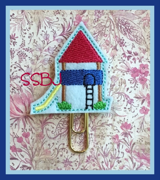SSBJ Play Set Embroidery File