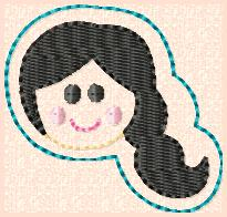 SS Pocahontas 2 Embroidery File