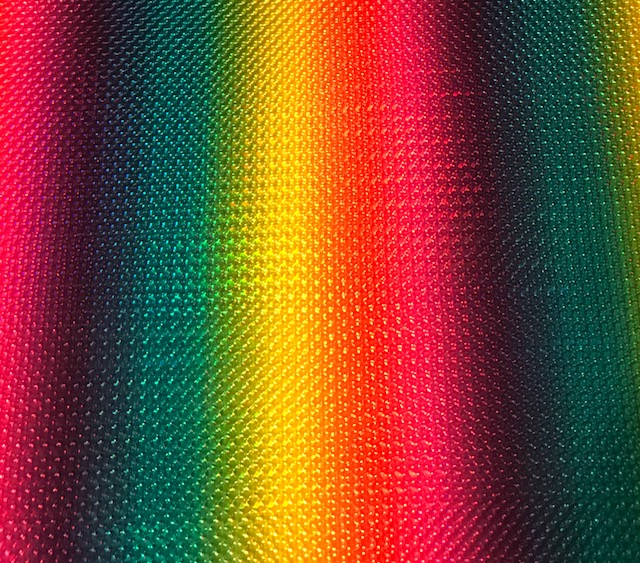 Rainbow Prism Marine Vinyl