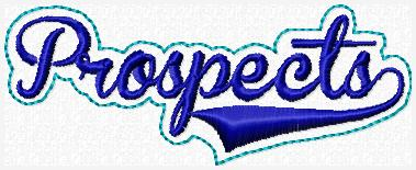 Prospects Glam Band Embroidery File