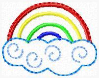 Rainbow 2 Embroidey File
