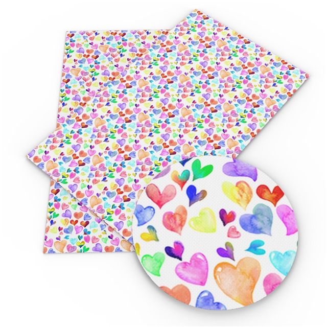 SSBJ Rainbow Heart Embroidery File