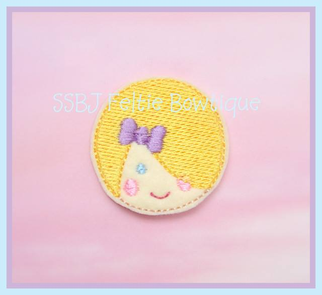 Girlie Coins Reilly Embroidery File