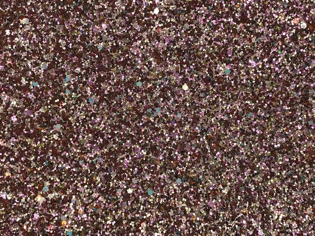 Rose Pink Sprinkles Chunky glitter Vinyl