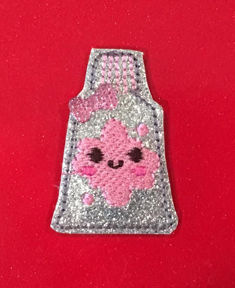 SSBJ Art Supplies Paint Embroidery File