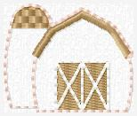 SSBJ Barn Embroidery File