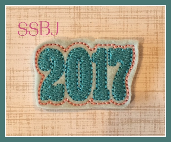 SSBJ 2017 Embroidery File