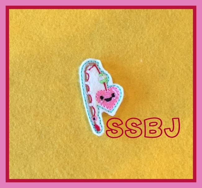 SSBJ Heart Fishing Pole Embroidery File