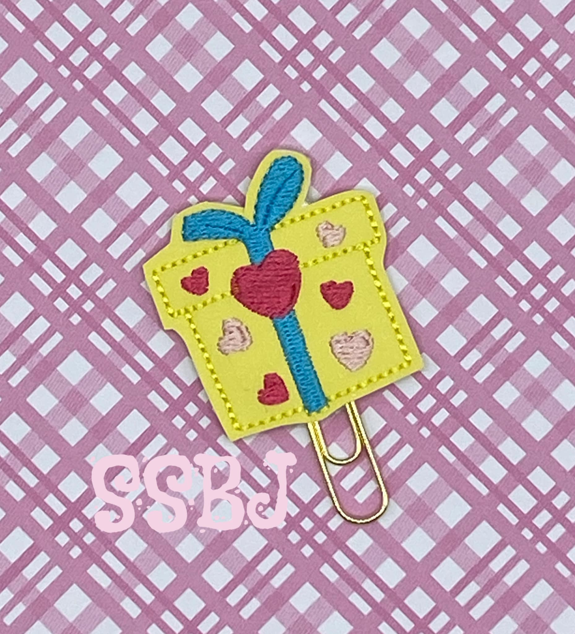 SSBJ Gift of Love Embroidery File