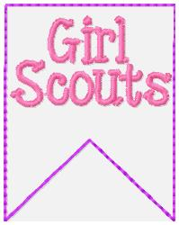 SSBJ Banner Planner Embroidery File-Girl Scouts