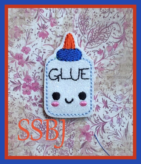 SSBJ Glue Embroidery File