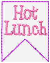 SSBJ Banner Planner Embroidery File-Hot Lunch