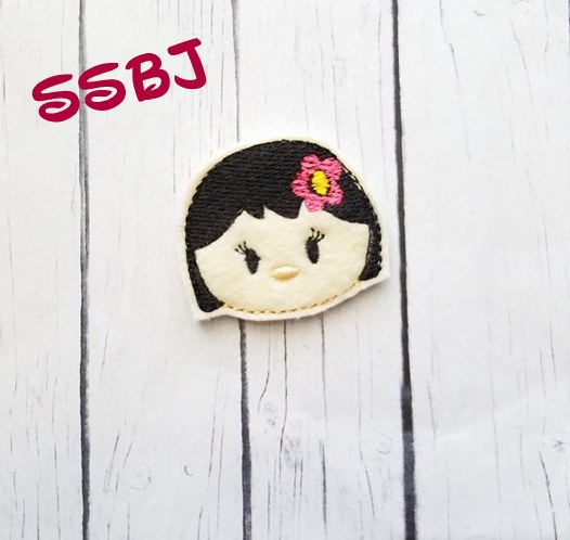 SSBJ Tum Lilo Embroidery File