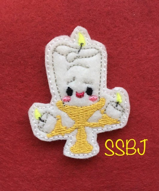 SSBJ Beauty Lumiere Embroidery File