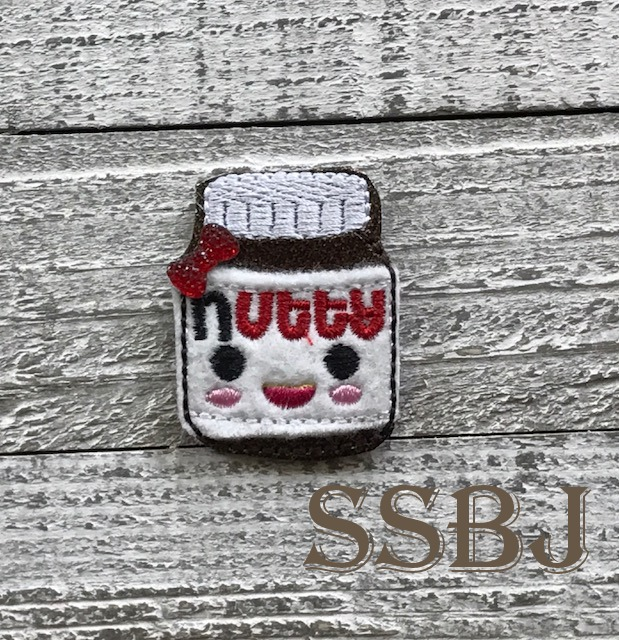 SSBJ Nutty Embroidery File
