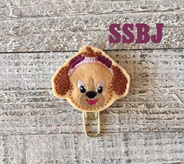 SSBJ Paw Patrol Skye Embroidery File