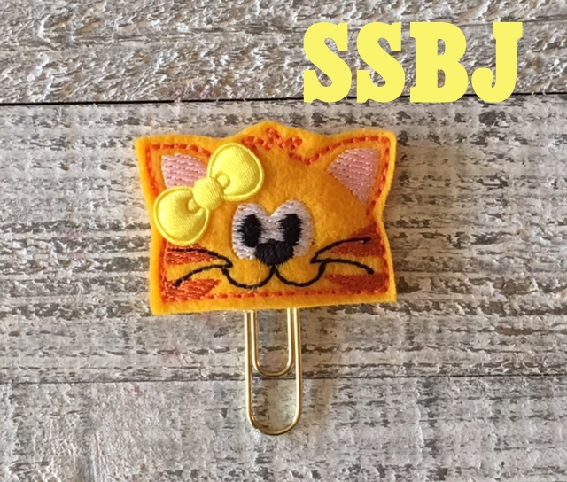 SSBJ Peeking Kitty Embroidery File