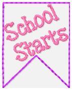 SSBJ Banner Planner Embroidery File-School Starts