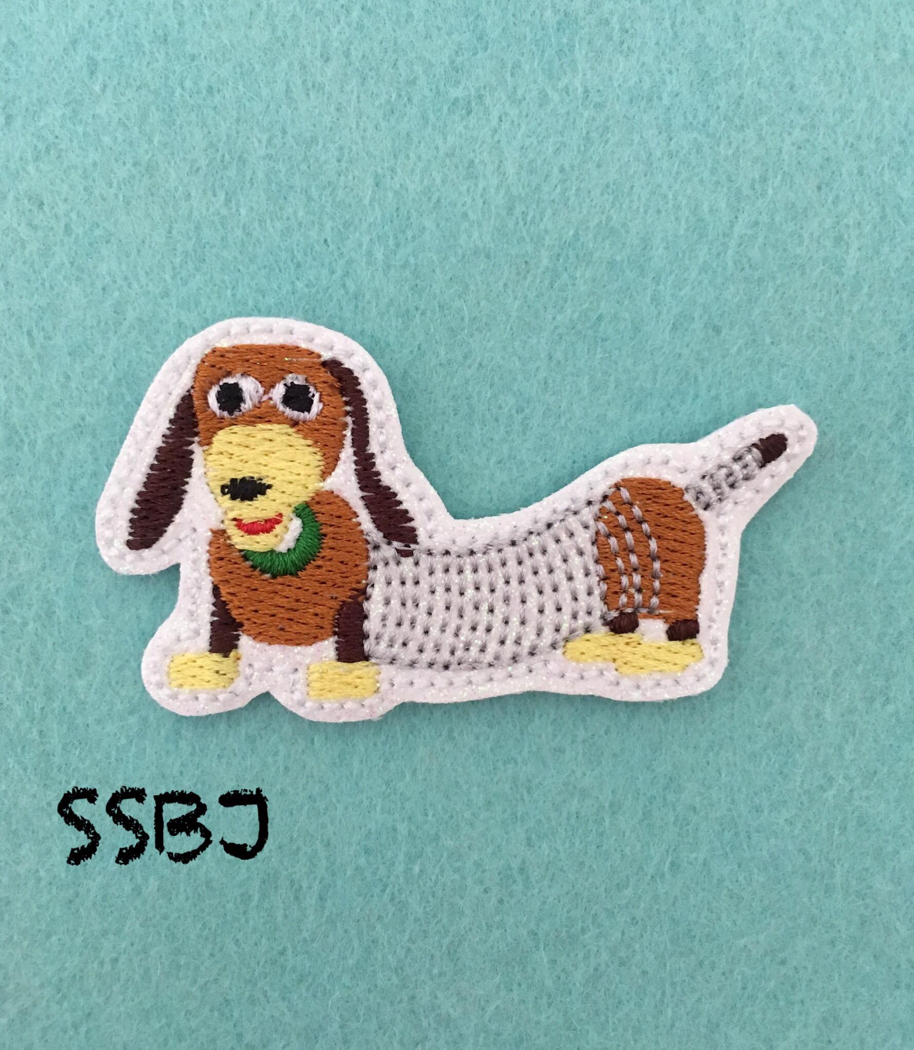 SSBJ Slinky Embroidery File