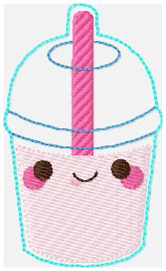 SSBJ Smoothie 2 Embroidery File
