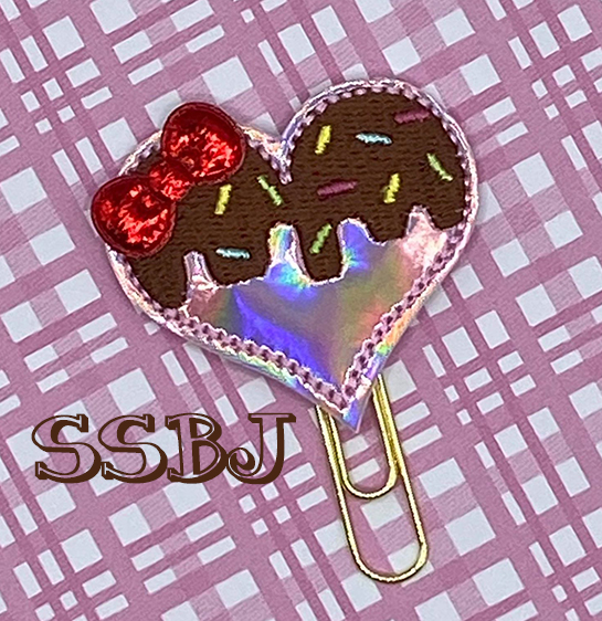 SSBJ Sprinkle Heart Embroidery File
