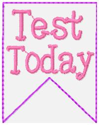 SSBJ Banner Planner Embroidery File-Test Today