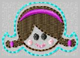 SS Princess Doc 2 Embroidery File