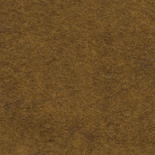 *Safari Brown Wool Blend Felt