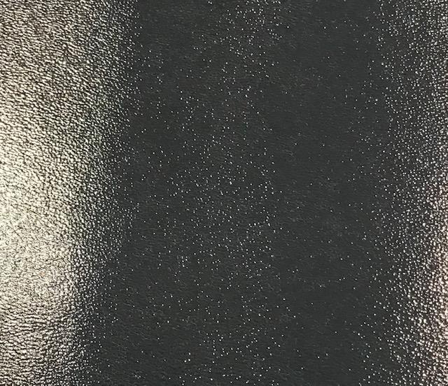 Sandstone Metallic Embroidery Vinyl Black
