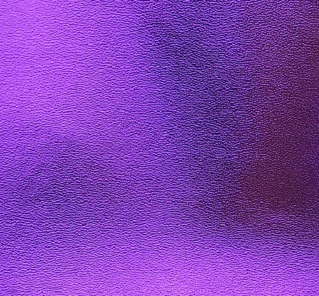 Sandstone Metallic Embroidery Vinyl Purple