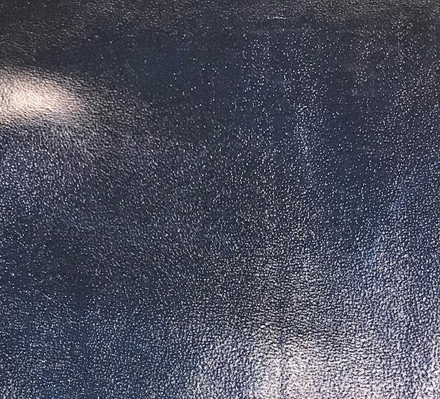 Sandstone Metallic Embroidery Vinyl Royal Blue